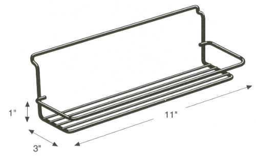 small wire trays Wire Spool Rack wire closet racks home depot